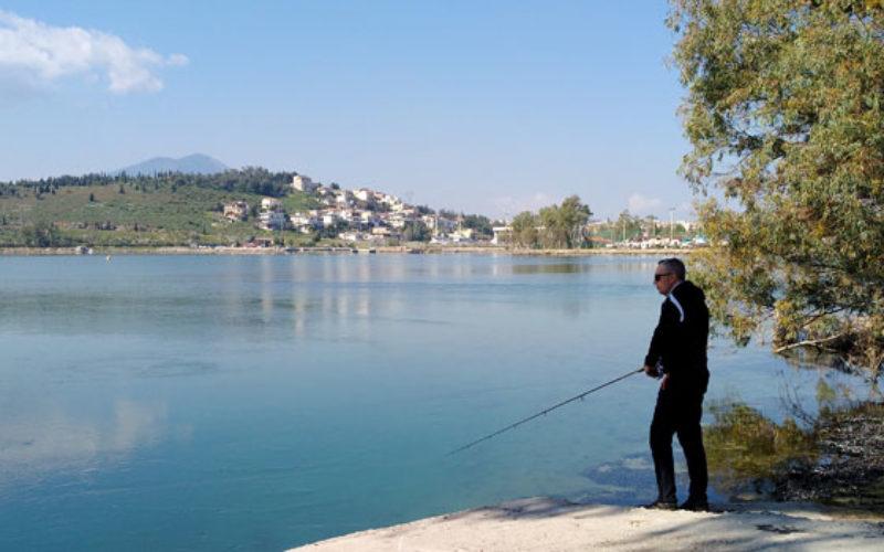 Hellas im Frühling 2019:  Viel Sonne, wenig Fisch