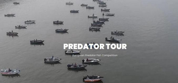 Predator Tour mit Olli statt WPC mit Dustin