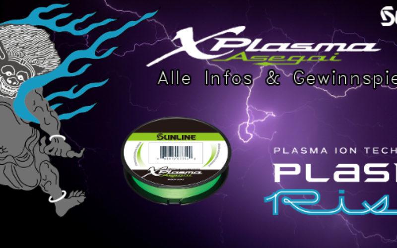 XPlasma Asegai – Sunlines neueste PE + Gewinnspiel