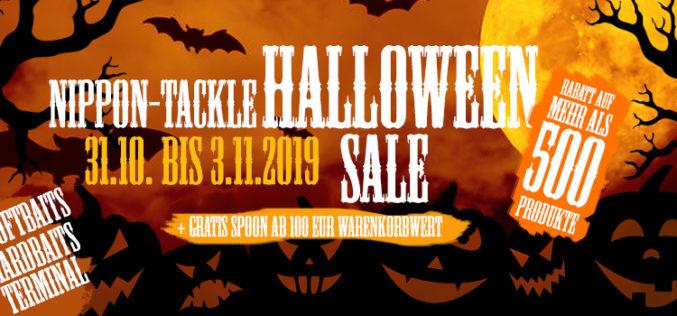 Halloween SALE vom 31.10. bis 03.11.2019