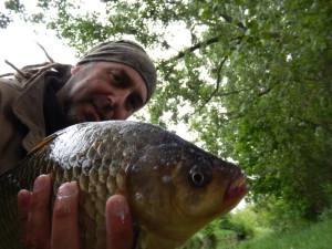 in vielen Havelbereichen ist er der Charakterfisch und ich bin glücklich, ihn aus nächster Nähe zu erleben