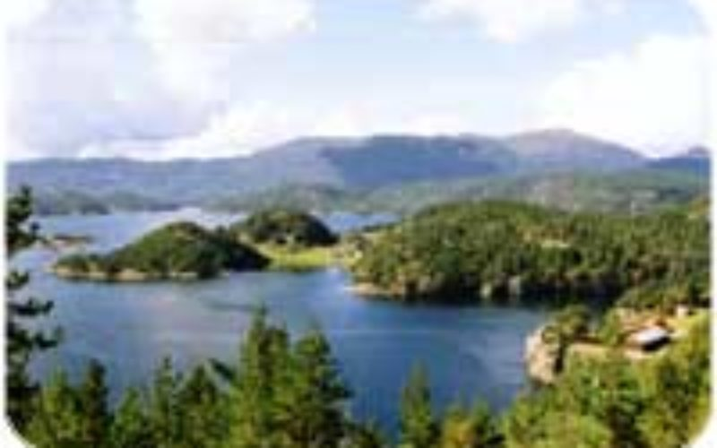 Das erste Mal am Fjord…