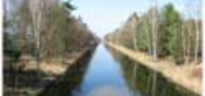 Der Veltener Stichkanal