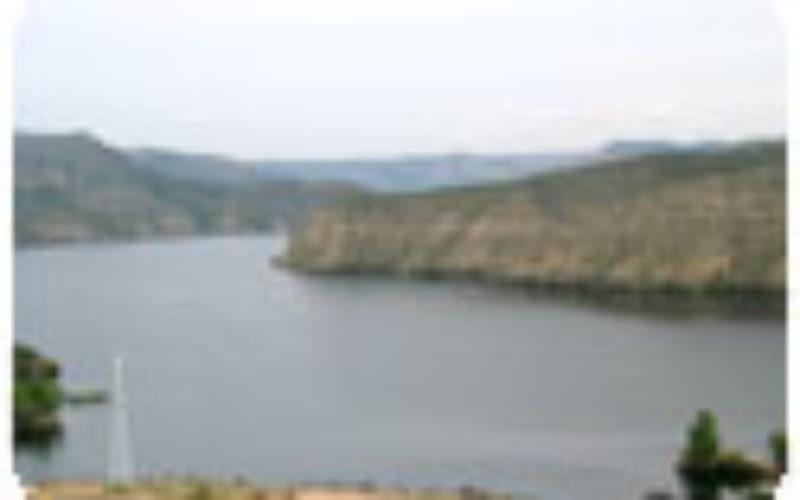 Exkursion an den Caspe-Stausee/Spanien