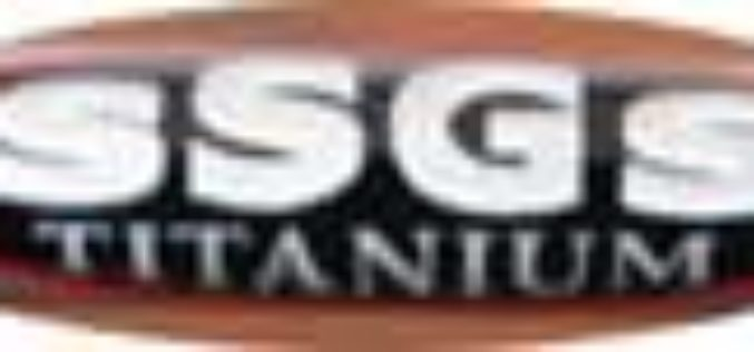 SSGS Titanium von Berkley