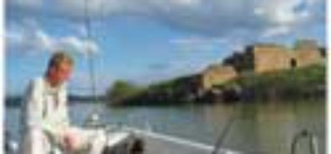 Angeln am Caspe-Stausee / Mar de Aragon