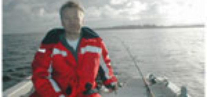 Dorsche satt vor der Ostseeküste