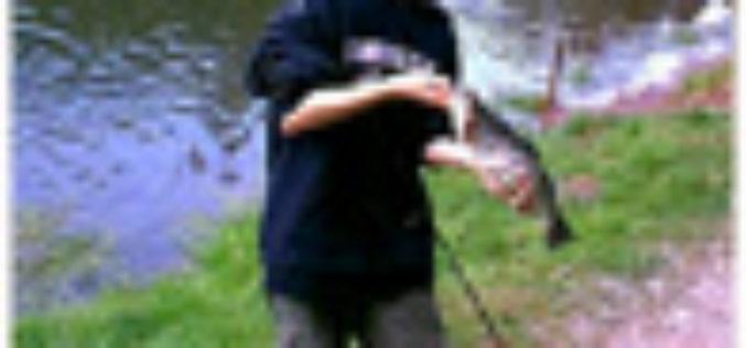 Mein erstes Fischen 2007