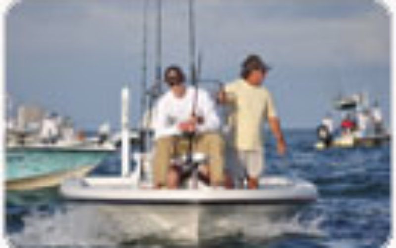 Boca Grandes Ritter der Meere – Tarponfischen in Florida