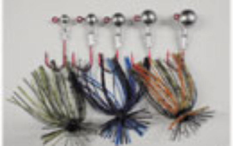 Tackle-Dealer verlost 8 Rubber-Jig-Sets