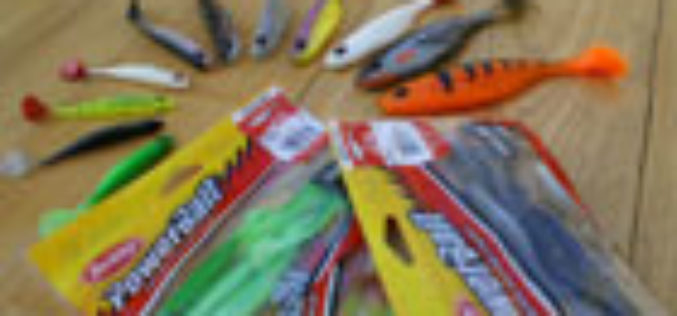 Produkt-Info: Berkley Fat Ripple, Ripple Minnow, Ripple Shad und Ripple Grub