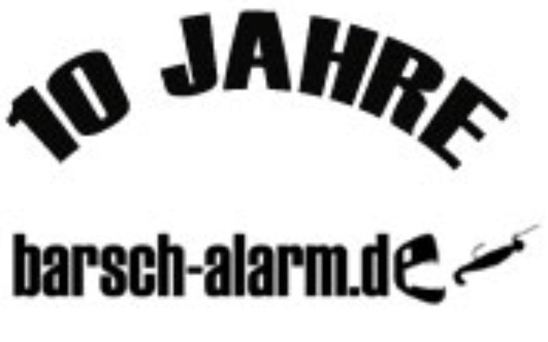 10 Jahre Barsch-Alarm: Das Jubiläum!