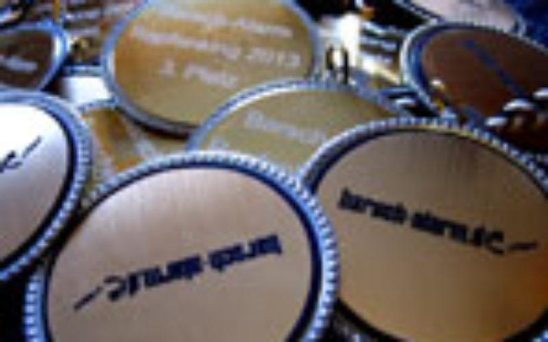 Medaillen für die Kings und eine kleine Regelverfeinerung