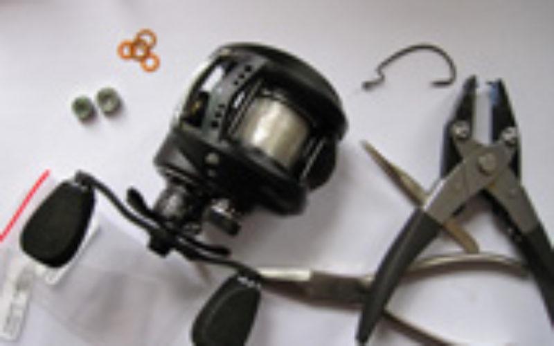 Baitcaster-Tuning: der Kugellager-Austausch – Stahl raus, Keramik rein!