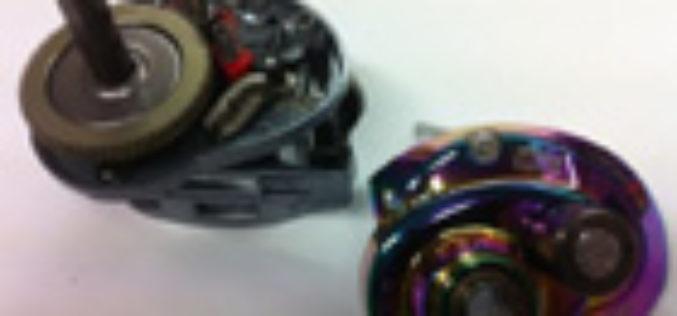 Wartungsanleitung für Revos mit kurzer Spulenachse