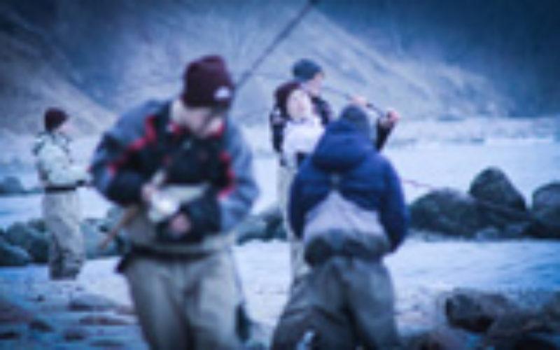Tausche Smartphone gegen Meerforellenblinker