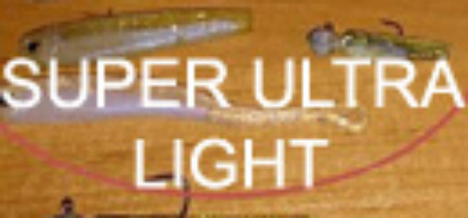 Ultralight Angeln? Ja bitte! Alles übers ultraleichte Spinnfischen.