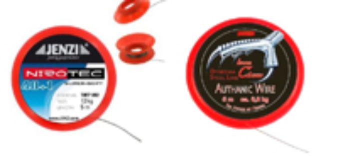 NIRO-TEC und Authanic Wire: 2 Flexi-Stahls für Spontan-Binder