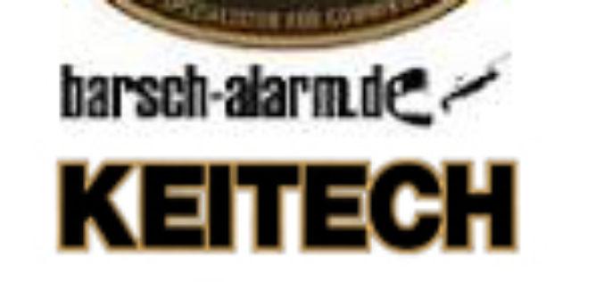 Farbvorschläge erbeten: CAMO drückt 2 Barsch-Alarm-Farben ins Keitech-Programm !!!