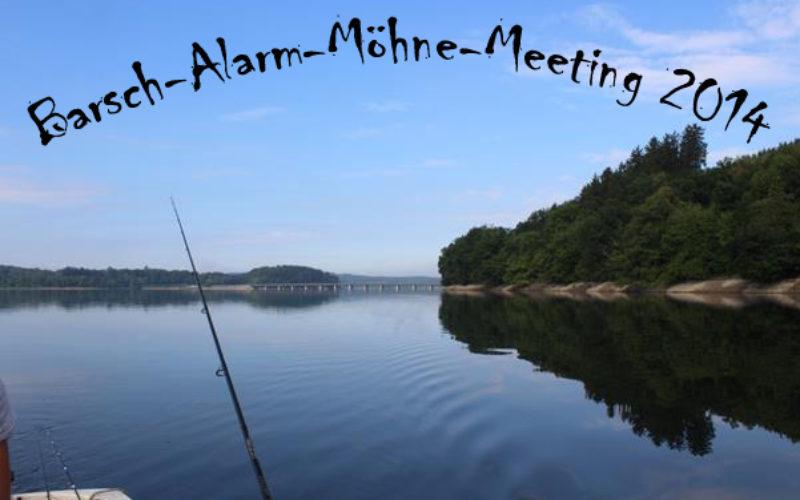 25.-27.7. Barsch-Alarm-Treffen am Möhnesee – jetzt anmelden