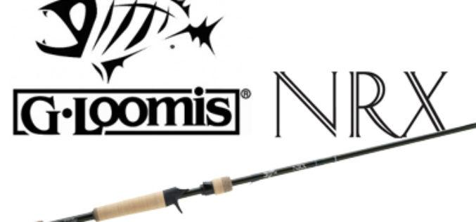 G. Loomis NRX Jig&Worm 802C JWR