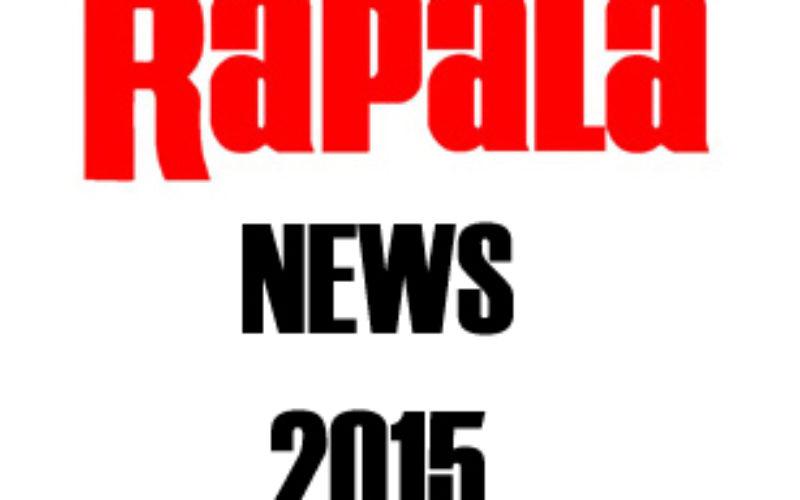 Rapala-Neuheiten für 2015