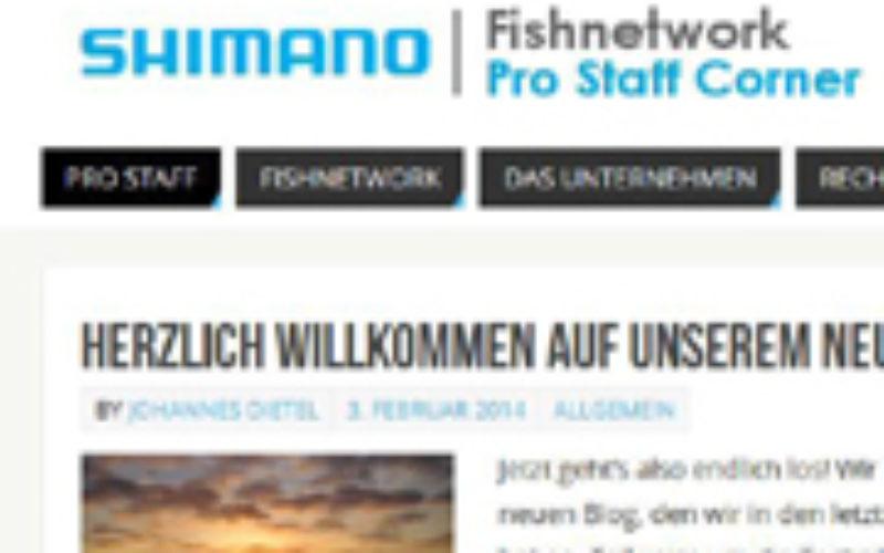 Shimano Raubfisch-Blog ist online!