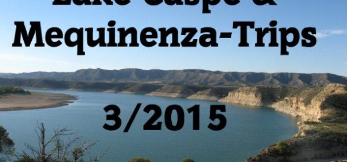 März 2015: Dietelbegleitete Spanien-Exkursion um und über Mequinenza
